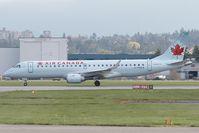 C-FHKA @ CYVR - Air Canada EMB190 - by Andy Graf-VAP