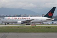 C-GAUN @ CYVR - Air Canada 767-200 - by Andy Graf-VAP