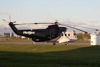 C-GBSF @ CYVR - Helijet S-61 - by Andy Graf-VAP