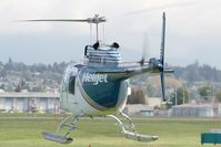 C-GZPM @ CYVR - Helijet Bell 206 - by Andy Graf-VAP