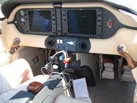 N1278D @ IPT - Cockpit....NICE!!!  2007 WRAP Fly-in - by Sam Andrews