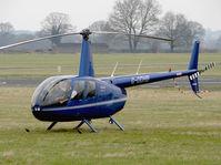 G-ODHB @ EGBO - Robinson R44 Raven II - by Robert Beaver