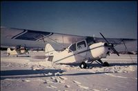 CF-FMK @ CAK3 - Winter 1981 - by Bill Snedden