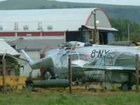 WA576 @ X6DF - Taken at Dumfries & Galloway Aviation Museum, 10th June 2004 - by Steve Staunton