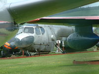 WA576 @ X6DF - Taken at Dumfries & Galloway Aviation Museum, 10th June 2004 - by Steve Staunton