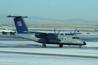 N448YV @ KDEN - DHC-8-200 - by Mark Pasqualino