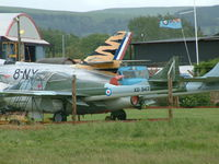 XD547 - Taken at Dumfries & Galloway Aviation Museum, 10th June 2004 - by Steve Staunton
