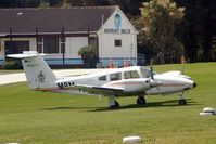 ZK-MBM @ NZAR - At Ardmore - by Micha Lueck