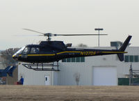 N127DF @ GPM - At Eurocopter Grand Prairie - by Zane Adams