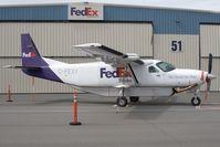 C-FEXY @ CYYJ - FEDEX Cessna 208 - by Andy Graf-VAP