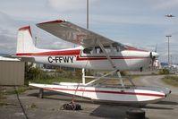C-FFWY @ CAP5 - Cessna 180 - by Andy Graf-VAP