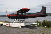 C-FIVB @ CAP5 - Cessna 185 - by Andy Graf-VAP