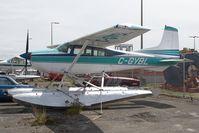C-GYBL @ CAP5 - Cessna 180 - by Andy Graf-VAP