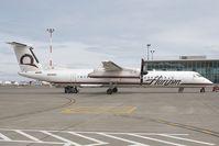 N400QX @ CYYJ - Horizon DHC 8-400 - by Andy Graf-VAP