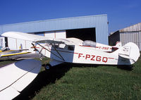 F-PZGQ @ LFNG - Parked at the airfield - by Shunn311