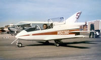 N503BD @ GPM - This is the 3rd BD-5 produced. It was involved in a fatal accident and destroyed in 1976.