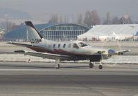 LZ-TBM @ LOWS - EADS-SOKATA TBM850 - by Delta Kilo