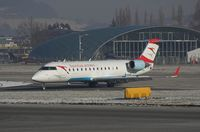 OE-LCO @ LOWS - Austrian Arrows  CRJ-200 - by Delta Kilo