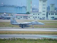 32-8822 @ RJNK - F-15J/Komatsu - by Ian Woodcock