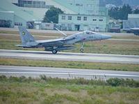52-8856 @ RJNK - F-15J/Komatsu - by Ian Woodcock