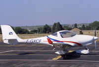 F-GXCF @ LFMA - Parked at the airfield - by Shunn311