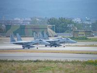 42-8948 @ RJNK - F-15J/Komatsu - by Ian Woodcock