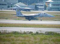 22-8056 @ RJNK - F-15J/Komatsu - by Ian Woodcock