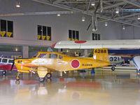 6288 - Fuji KM-2/Komatsu Museum - by Ian Woodcock