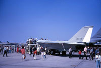 63-9772 @ NFW - 7th F-111 produced - Used for weapons testing, then ground training. May have been scrapped at Sheppard AFB - Taken at 1966 Air Force Assn Airshow, Carswell AFB - Photo By John Williams - published with permission. - by Zane Adams