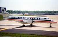 N551HK @ STL - This BAe 41 aircraft was subsequently sold to Eastern Airlines (uK) and registered G-MAJT