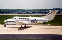 N101GQ @ STL - This Beech 200 was subsequently sold in Venezuala