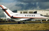C-GGCH @ EGGW - This registration was worn by a Hawker 800XP - before being re-registered 5B-CKL - by Terry Fletcher