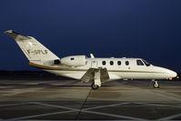 F-GPLF @ VIE - Cessna 525 Citationjet