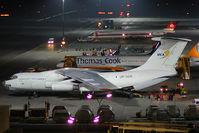UR-UCH @ VIE - Ukrainian Cargo Airways Iljuschin 76