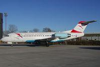 OE-LFI @ VIE - Austrian Arrows Fokker 70