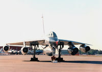 55-0668 @ FTW - On the ramp for Static Display at Ft. Worth Air Show