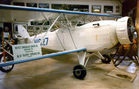 N1927 @ 50F - At Pate Museum of Transportation - Cresson, TX