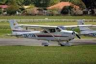 ZK-TAN @ NZAR - Ardmore Flying School - by Micha Lueck