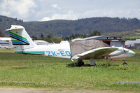 ZK-EQY @ NZAR - Parked at Ardmore - by Micha Lueck