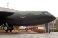 55-0105 - B-52 at The War Memorial Museum of Korea, Seoul - by Micha Lueck