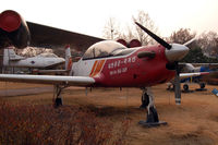 02 - KT-1 Trainer at The War Memorial Museum of Korea, Seoul - by Micha Lueck