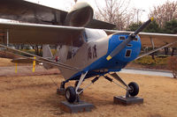 1007/K - Built by the ROKAF Techincal School, preserved at The War memorial Museum of Korea, Seoul - by Micha Lueck