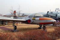 21366 - T-37 trainer at The War Memorial Museum of Korea, Seoul - by Micha Lueck