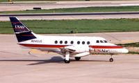 N843JS @ CLE - Jetstream of US Air Express  subsequently became HR-ATE