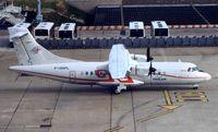 F-GNPL @ LFPO - Chalair ATR42 at Paris Orly in 1998