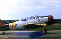 N105DG @ GKY - AT-6B Registered as N105DG at Arlington, TX - by Zane Adams