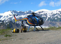 C-GSZM - Near the Salmon Glacier in British Columbia - by Kris Palazzolo