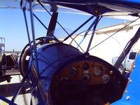 N12476 @ GKY - Davis D-1 Cockpit