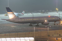 EC-HDS @ VIE - Privilege Style Boeing 757-200