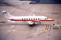 F-GOPE @ LFPO - Hex Air 's B1900D at Paris Orly in 1996